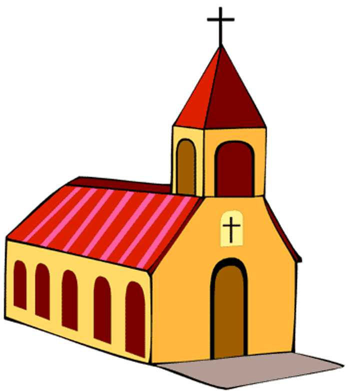 Free clipart church graphic black and white library Free Images Of Church, Download Free Clip Art, Free Clip Art on ... graphic black and white library