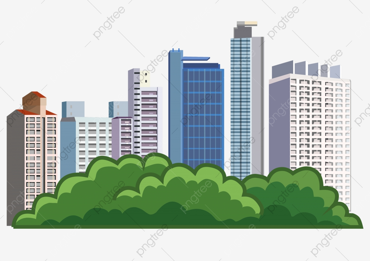 A city street with buildings background cartoon clipart picture freeuse library City Street High Rise Building Cartoon Hand Drawn City Street High ... picture freeuse library