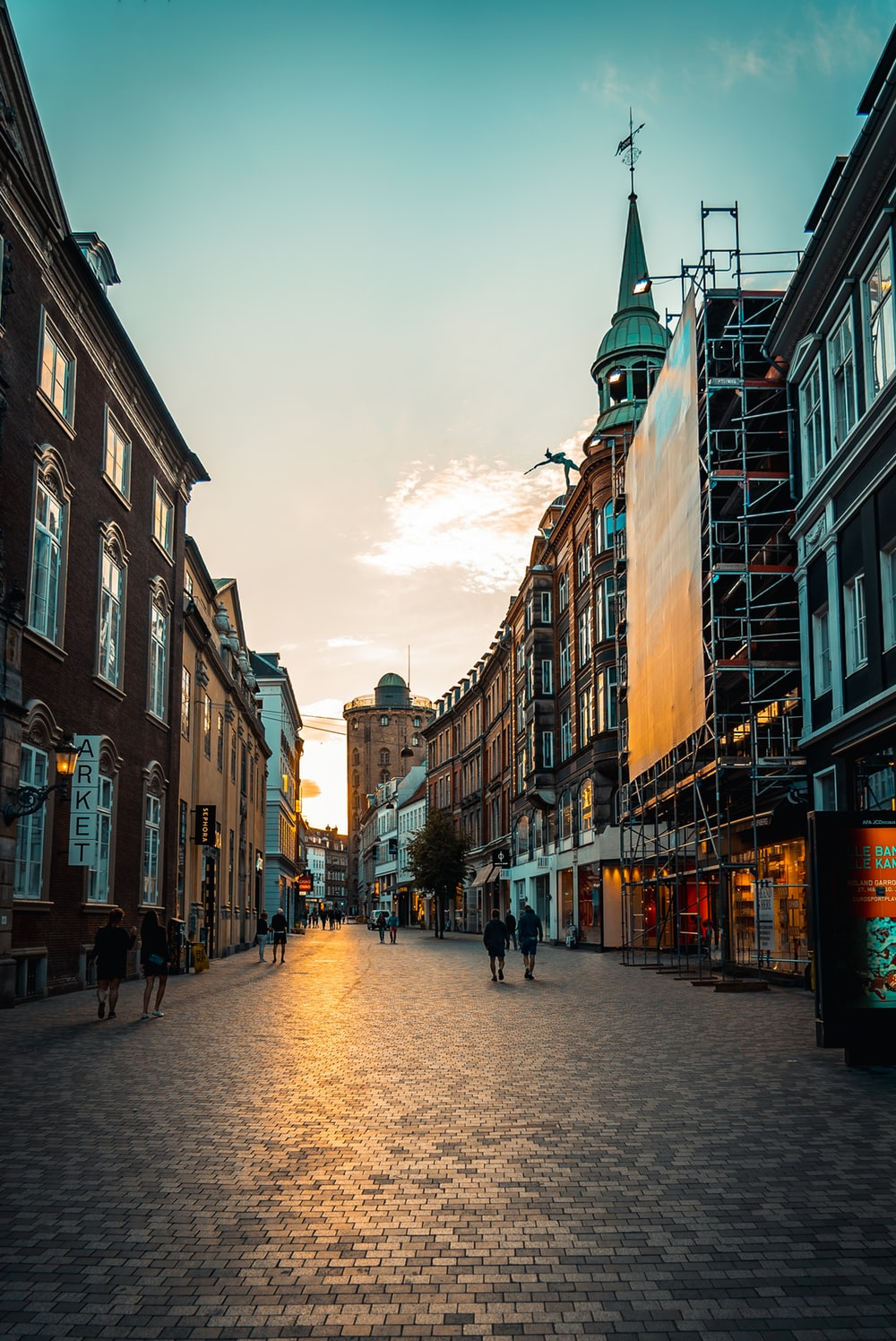 A city street with buildings background cartoon clipart graphic library library 100+ Street Pictures | Download Free Images on Unsplash graphic library library
