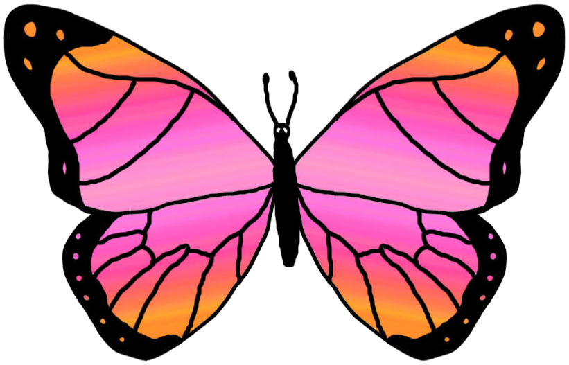 A clipart butterfly banner freeuse stock Butterfly Clip Art | Free Download Clip Art | Free Clip Art | on ... banner freeuse stock