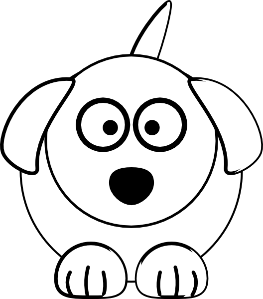 Cartoon dog clipart picture royalty free library Puppy Dog Face Clip Art | Clipart Panda - Free Clipart Images picture royalty free library