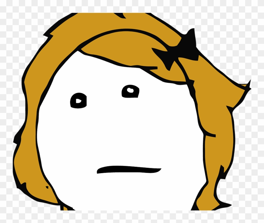 A clipart of a boy in rage png freeuse download Rage Comic Faces Girl , Png Download - Rage Comics Faces Girl ... png freeuse download