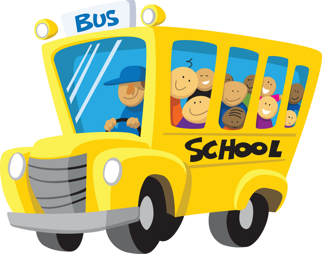 A clipart of a brown man waving from a schoolbus svg royalty free stock A clipart of a brown man waving from a school bus to his daughter ... svg royalty free stock