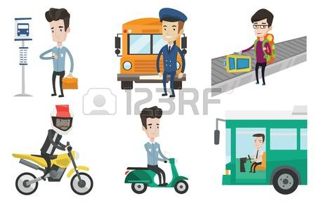 A clipart of a brown man waving from a schoolbus clip transparent download 598 Luggage Belt Stock Vector Illustration And Royalty Free ... clip transparent download