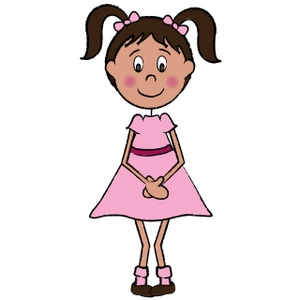 A clipart of a girl clip art library download Clipart Of A Girl & Of A Girl Clip Art Images - ClipartALL.com clip art library download