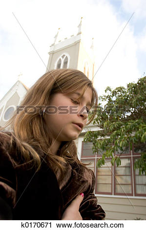 A clipart of a girl in a funeral jpg freeuse Stock Photography of Maggie 7: After the Funeral k0170671 - Search ... jpg freeuse