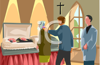 A clipart of a girl in a funeral image transparent download Clip Art Funeral Home – Clipart Free Download image transparent download