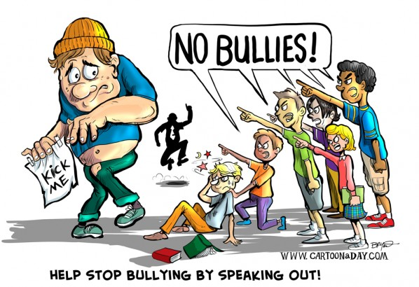 17 Best images about Anti-Bullying Pictures on Pinterest ... clip art black and white library