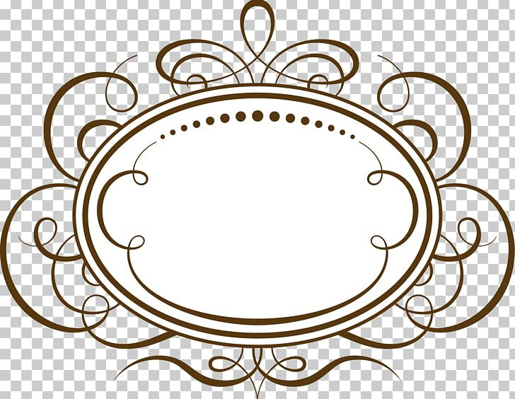 Hand Painted Brown Circle PNG, Clipart, Black And White, Brown ... graphic free library