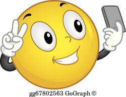 Selfie Clip Art - Royalty Free - GoGraph banner transparent download