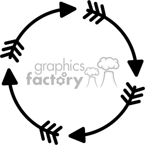 circle arrow svg cut file clipart. Royalty-free clipart # 403231 picture freeuse download