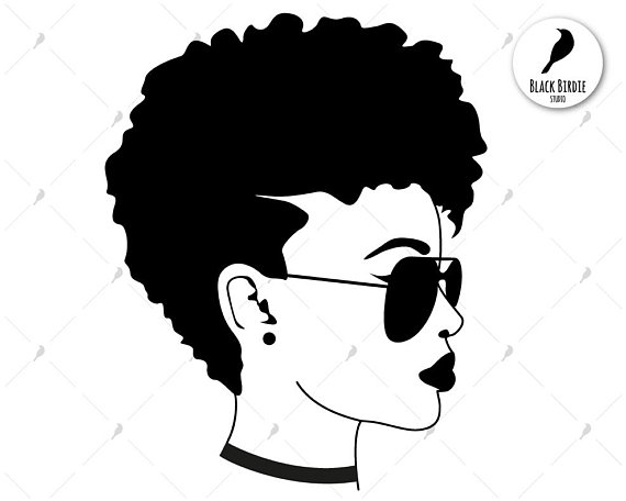 Clipart to svg transparent library Black woman svg, black woman clipart, sunglasses svg, shades svg ... transparent library