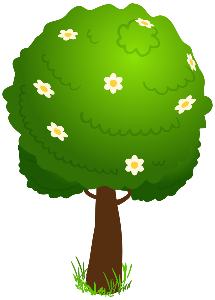Cartoon Deco Tree PNG Clipart Kid png royalty free