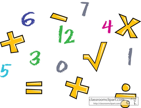 58+ Math Symbols Clipart | ClipartLook jpg freeuse download