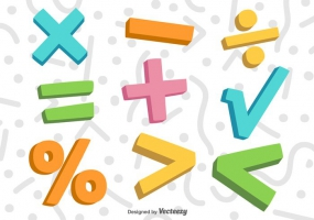 Math symbols clipart 7 » Clipart Station freeuse stock