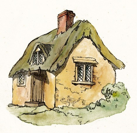 Cottage clipart images 1 » Clipart Portal image royalty free download