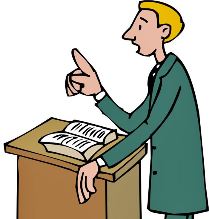 A country preacher clipart graphic stock Friday Funny: The New Preacher | Panhandle Agriculture graphic stock
