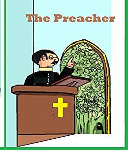A country preacher clipart png Amazon.com: The Preacher: Graphic Novel eBook: Alfredo Noble, Paul ... png