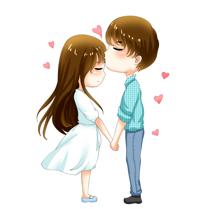 Couple clipart free
