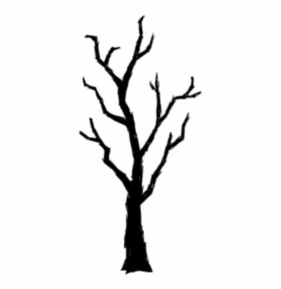 Deadtree clipart png library download Dead Tree Clipart Burned - Burnt Tree Clip Art Free PNG Images ... png library download