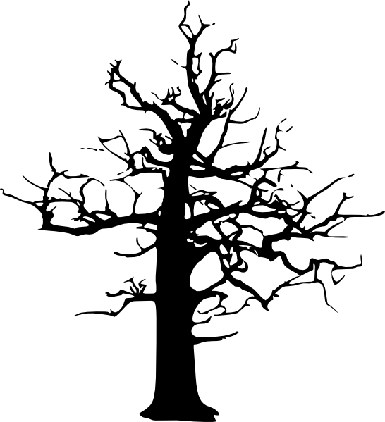 Deadtree clipart graphic freeuse library Dead Tree Clip Art at Clker.com - vector clip art online, royalty ... graphic freeuse library