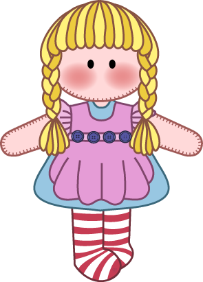 Clipart doll banner library stock Free Doll Cliparts, Download Free Clip Art, Free Clip Art on Clipart ... banner library stock