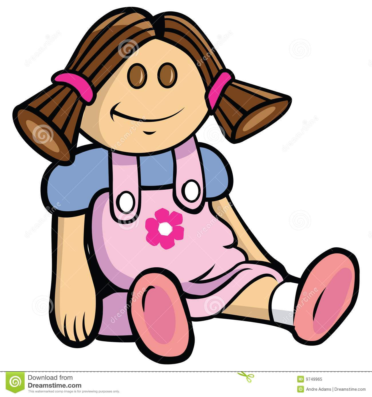 Free clipart of dolls. Doll download best on