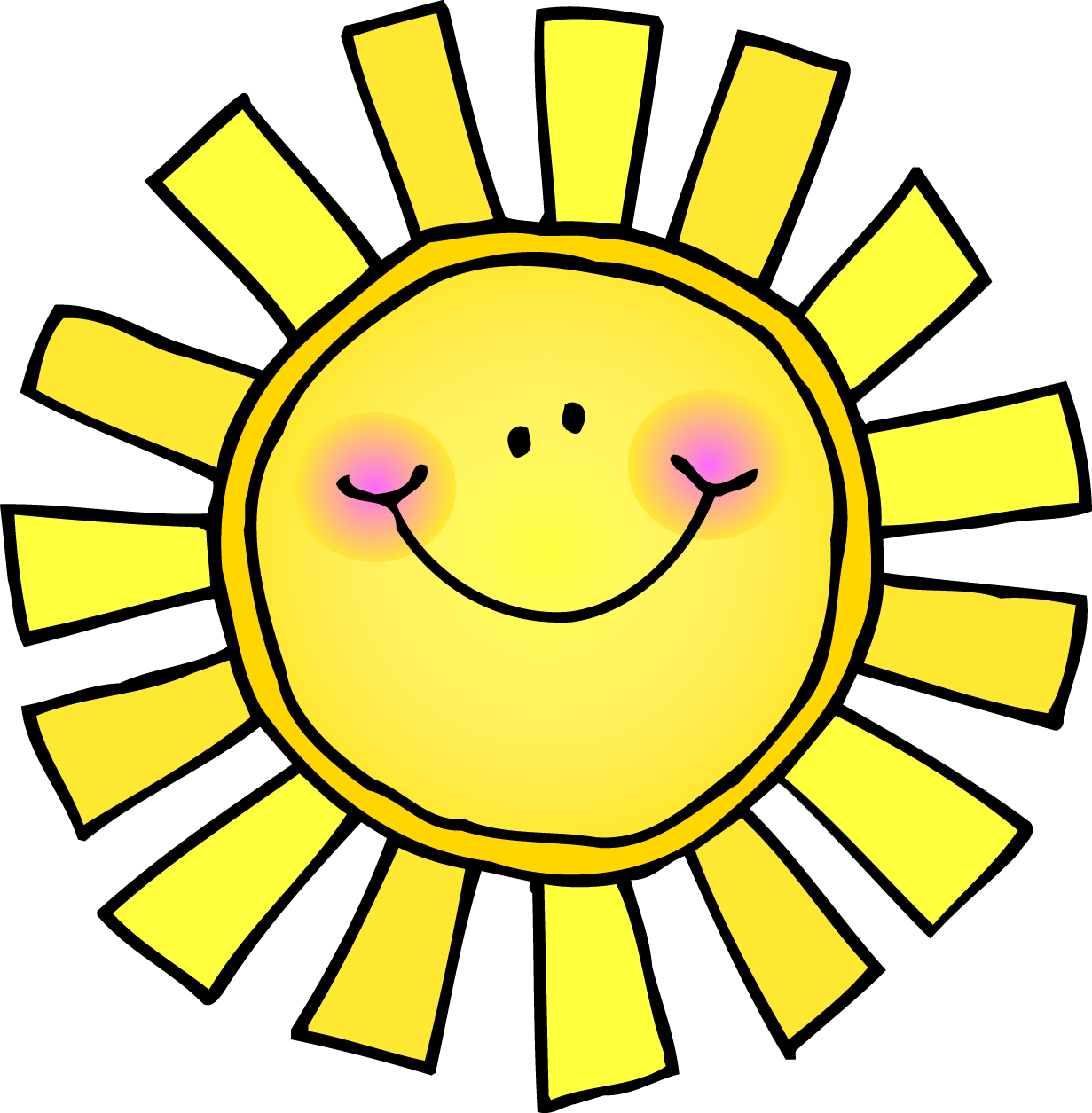 Sun reading clipart png freeuse download Brag Board: What have you accomplished this month? - Teaching with ... png freeuse download