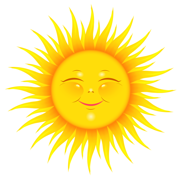 Mean sun man clipart svg download Transparent Cute Sun Picture...hundreds of downloadable clip art ... svg download