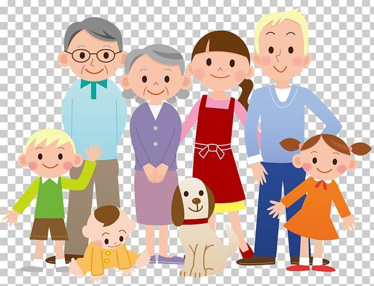A family cartoon clipart svg transparent library Family Cartoon PNG, Clipart, Art, Boy, Cartoon, Child, Clip Art Free ... svg transparent library