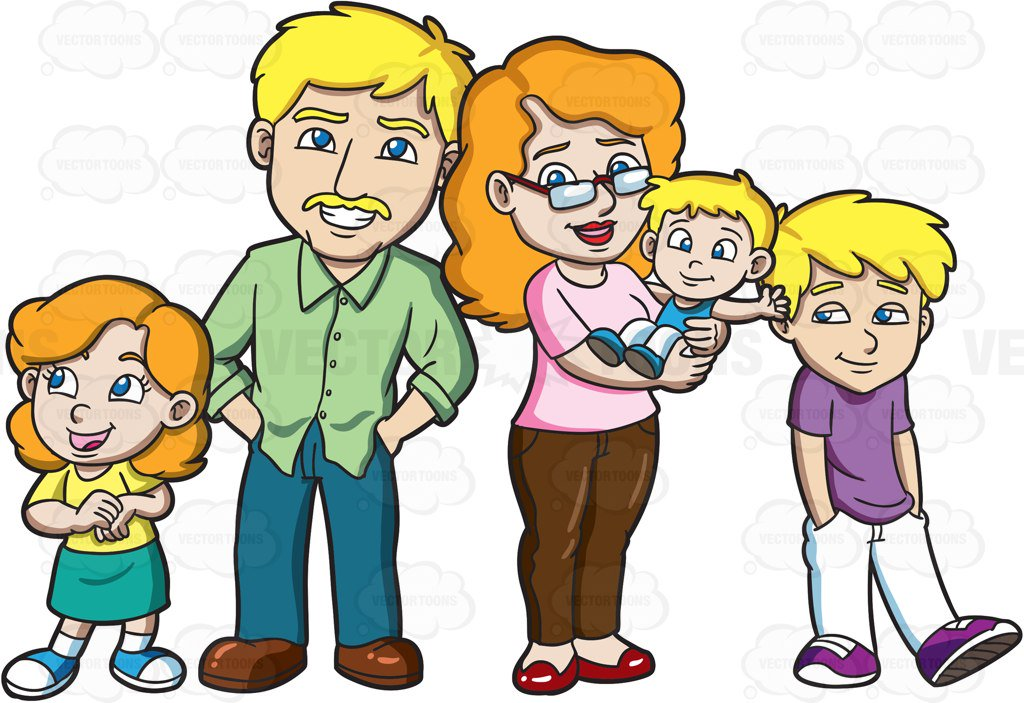 A family cartoon clipart picture free library Family Picture Cartoon | Free download best Family Picture Cartoon ... picture free library