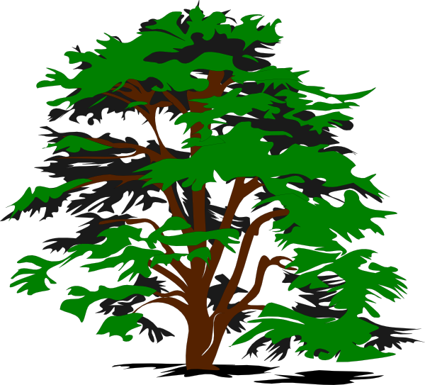 Free family tree clipart images banner black and white stock Family Tree Clipart | Clipart Panda - Free Clipart Images banner black and white stock