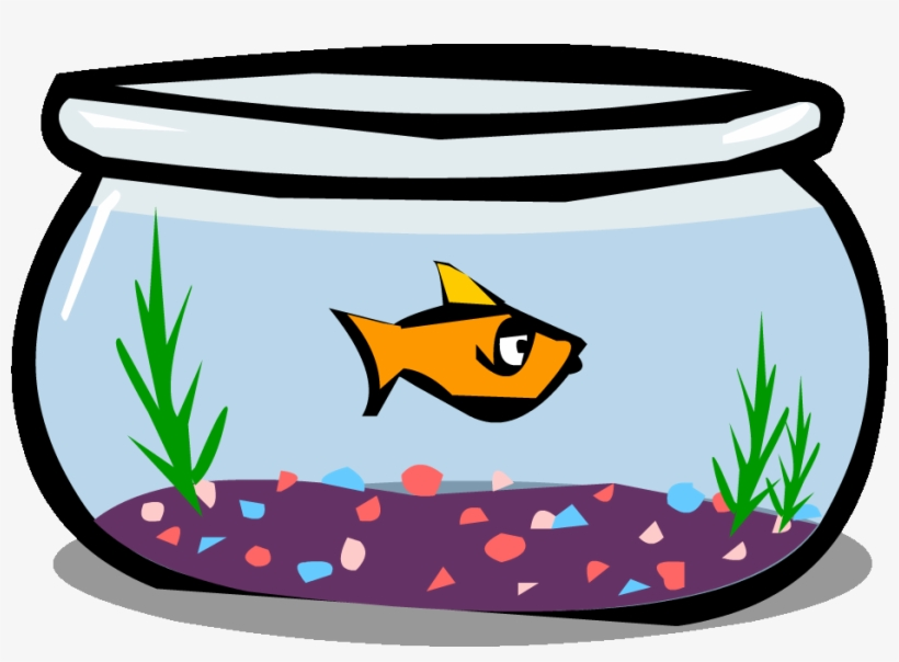 A fish bowl clipart banner royalty free download Goldfish In A Bowl Png Black And White Library - Fish Bowl Clipart ... banner royalty free download