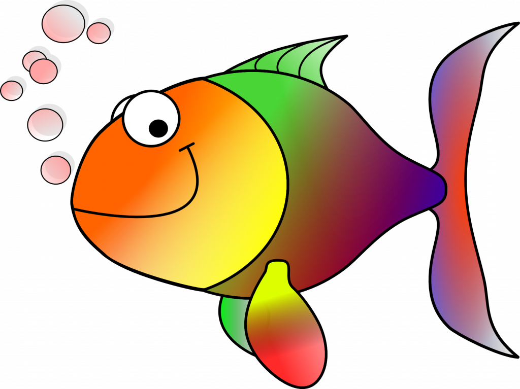 Kid fish clipart image black and white stock Fish Clipart For Kids at GetDrawings.com | Free for personal use ... image black and white stock