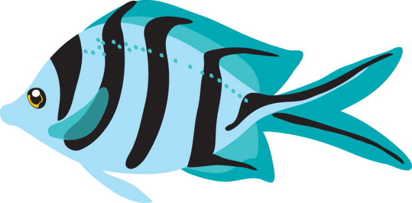 A fish in clipart vector freeuse stock Fish Cartoon Clipart at GetDrawings.com | Free for personal use Fish ... vector freeuse stock