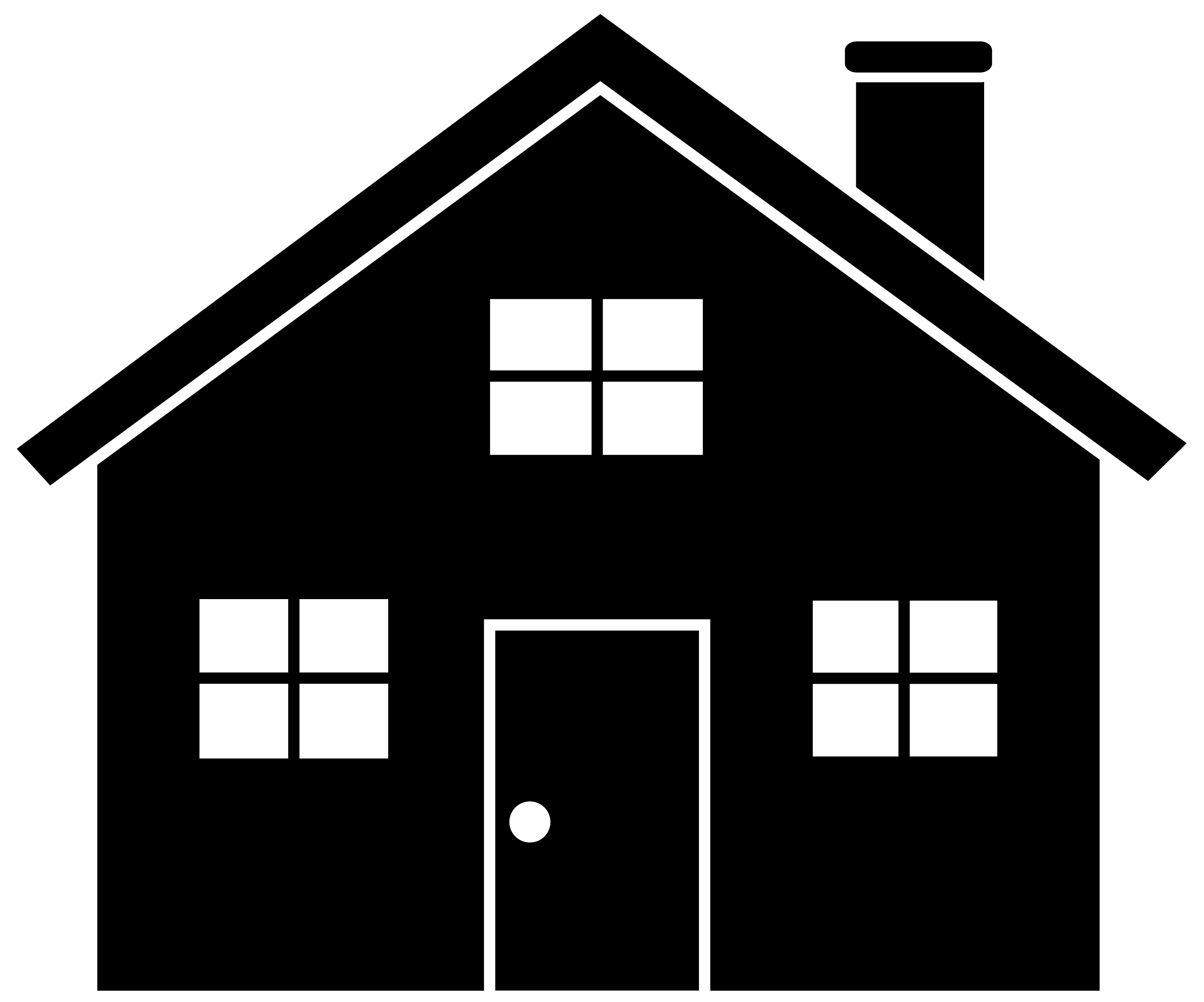 Inside house clipart black and white clip art transparent stock House Clipart | jokingart.com House Clipart clip art transparent stock