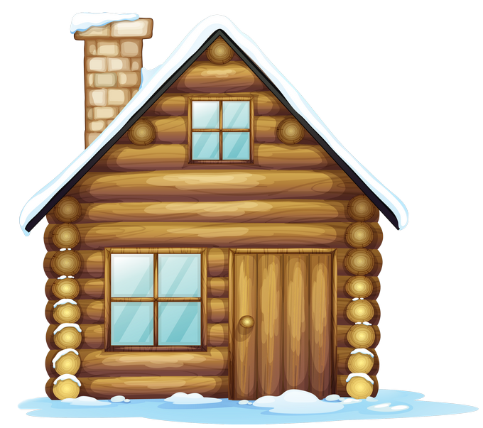 House on rock clipart svg library library Winter Christmas House PNG Clipart | Gallery Yopriceville - High ... svg library library