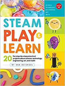 A fun place to play and learn clipart png royalty free STEAM Play & Learn: 20 fun step-by-step preschool projects about ... png royalty free