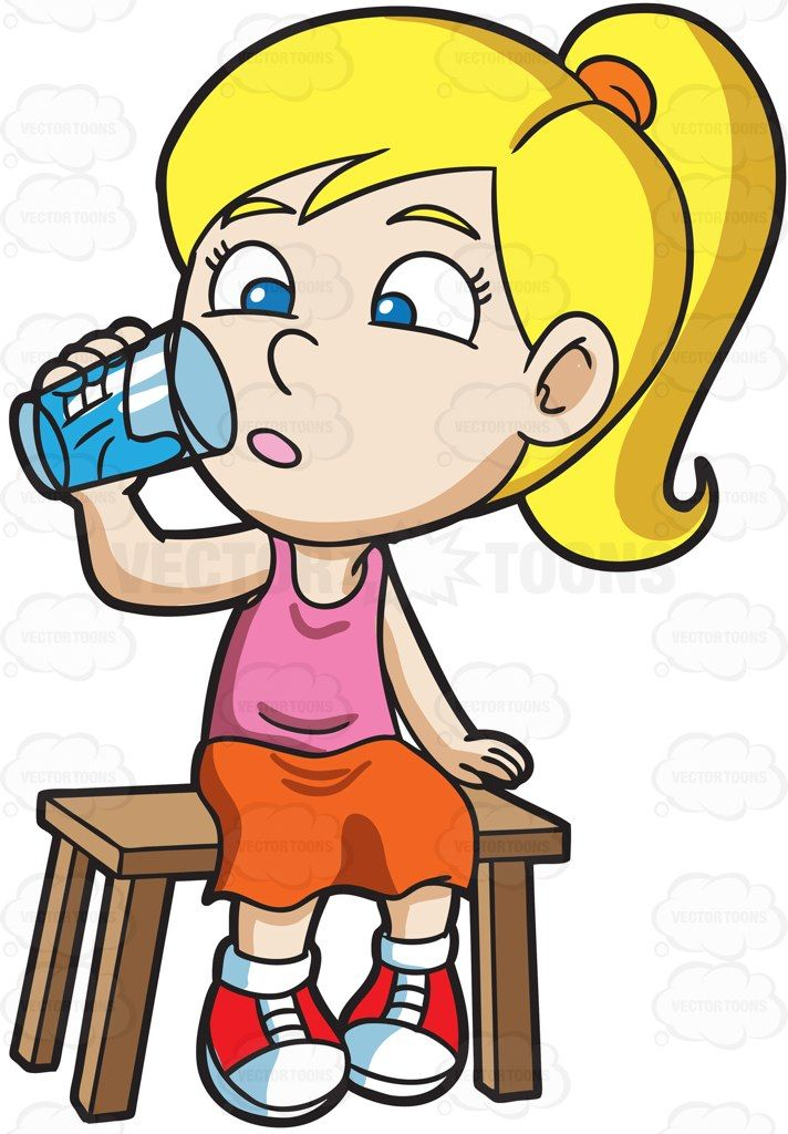Water clipart girl clipart freeuse Glass Of Water Clipart | Free download best Glass Of Water Clipart ... clipart freeuse