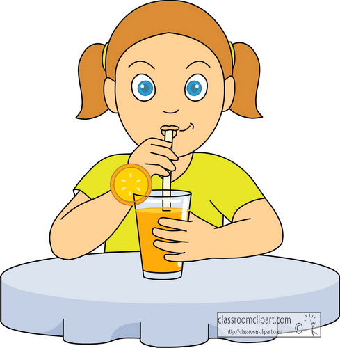 Dog drink beverage clipart png library download Gallery For Girl Drinking Water Clipart - Free Clipart png library download