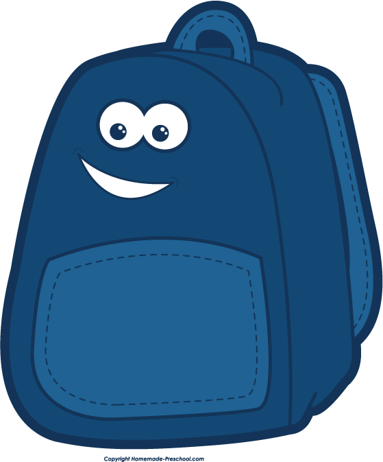 Kids pack backpack to go home clipart clip freeuse library Backpacks Clipart | Free download best Backpacks Clipart on ... clip freeuse library