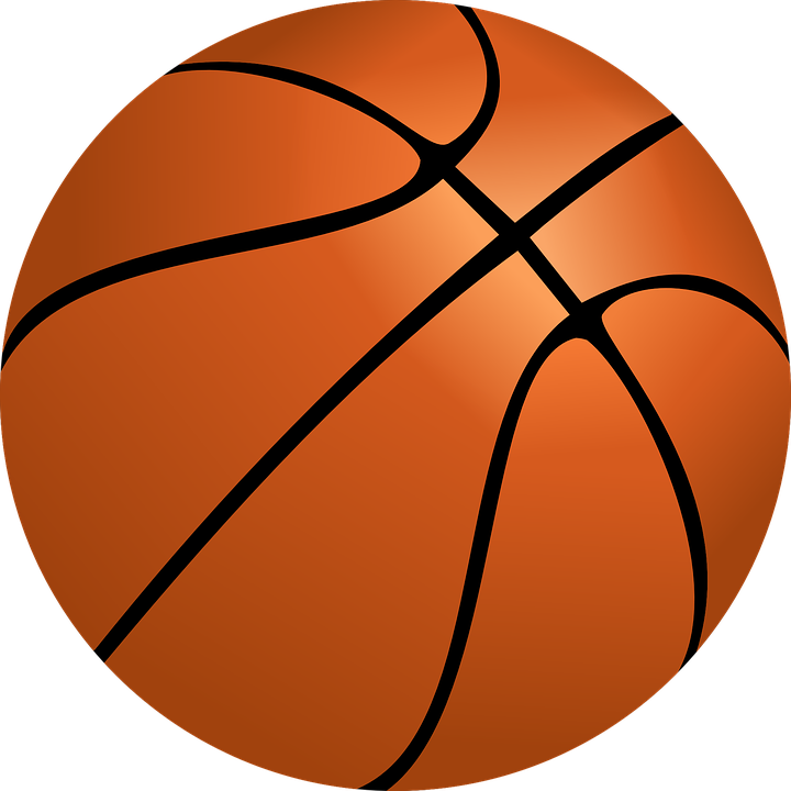 Basketball injury clipart image black and white Girls Basketball Open Gym-Mondays 6-8pm – Creede School District image black and white