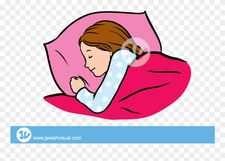 A girl sleeping clipart graphic stock Girl Sleeping - Boy Clipart (#882593) - PinClipart graphic stock