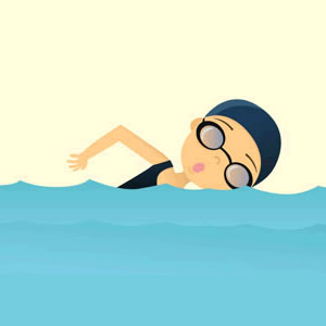 Free clipart for swimming freeuse stock Free Girl Swimming Cliparts, Download Free Clip Art, Free Clip Art ... freeuse stock