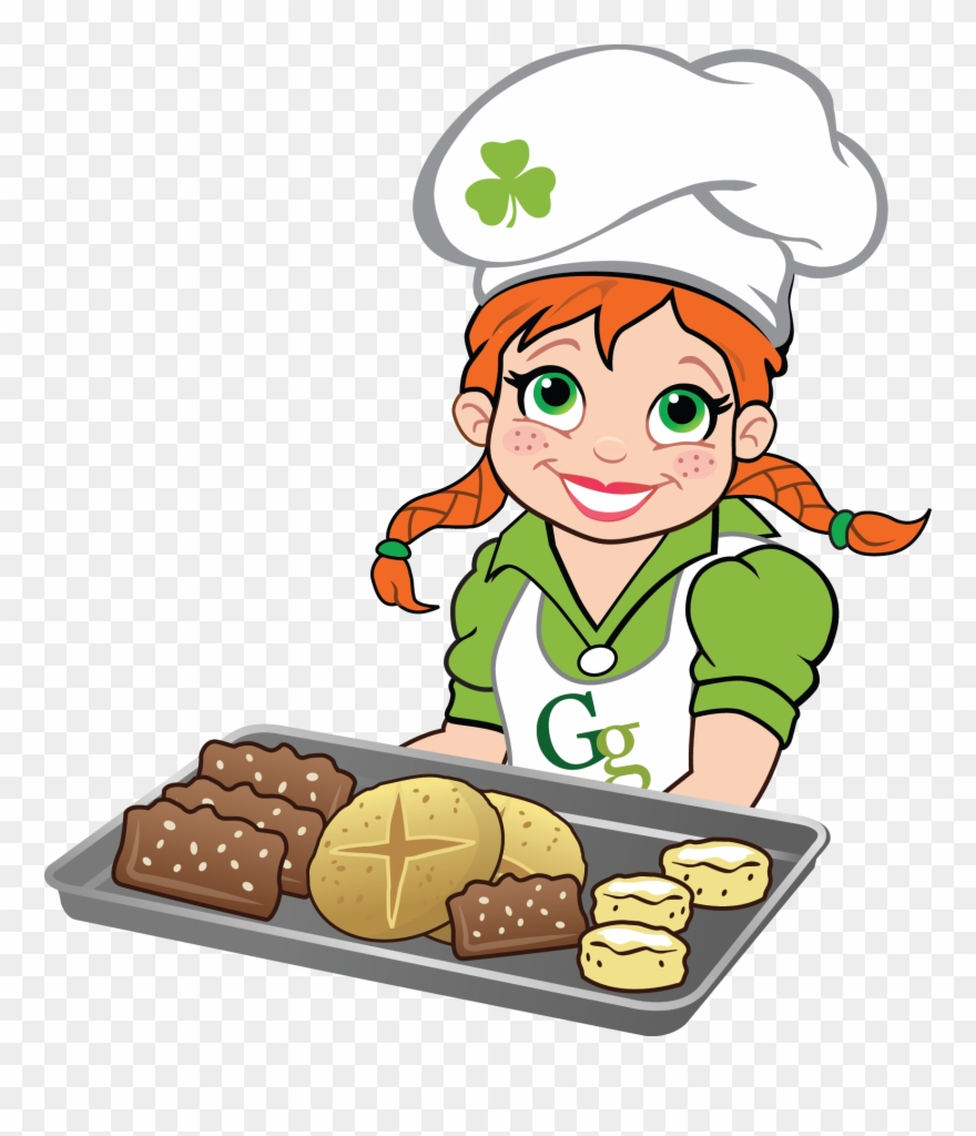 A girl with a plus sign clipart svg royalty free library Introducing Gaelic Girl Bread Mixes Plus A - Bake Bread Clipart ... svg royalty free library