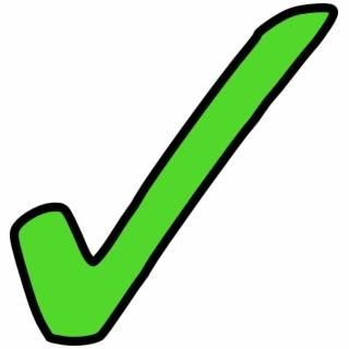 A green tick clipart svg download Transparent Check Cartoon Green - Green Tick Clip Art - green check ... svg download