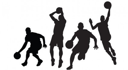 A guy shooting hoops clipart banner library download Free Basketball Shooter Cliparts, Download Free Clip Art, Free Clip ... banner library download