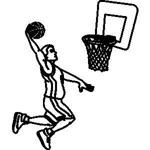 A guy shooting hoops clipart banner freeuse download Free Basketball Shooter Cliparts, Download Free Clip Art, Free Clip ... banner freeuse download