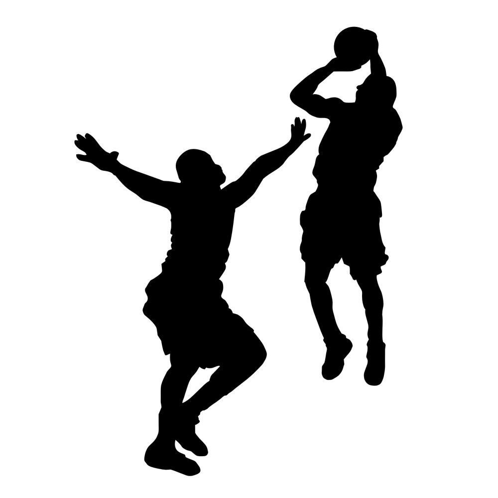 A guy shooting hoops clipart vector download Free Basketball Shooter Cliparts, Download Free Clip Art, Free Clip ... vector download