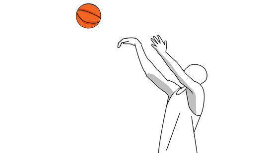 A guy shooting hoops clipart clip art download How to Shoot a Basketball (with Pictures) - wikiHow clip art download